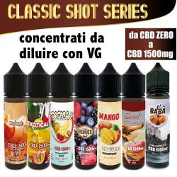 Classici Shot concentrati...