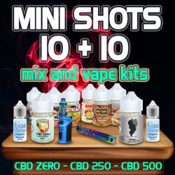 Classici Mini Shots 10+10ml...