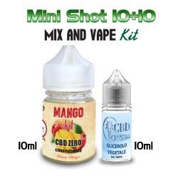 Classici Mini Shots 10+10ml Mix and Vape